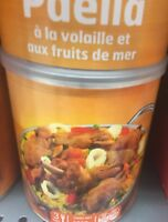 Lot Revendeur Destockage Palette/Solderie De 4 Grandes Boite Paella