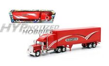 NEWRAY 1:32 FREIGHTLINER RUN SMART CLASSIC XL WITH DECAL DIE-CAST RED 12783C-FLM