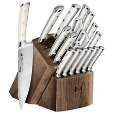 Cangshan S1 Series 17-piece Forged German Steel Knife Set[NSF Approved