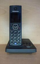 Panasonic KX-TG7921EB solo teléfono inalámbrico con respuesta teléfono UB