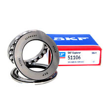 SKF 51103 Thrust ball bearings, single direction 17x30x9 mm.