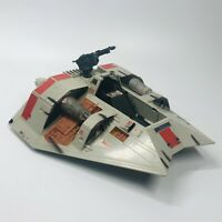 Vintage 1996 Star Wars Hasbro Action Fleet Snow Speeder - for parts (AF)