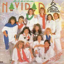 LA HERMANDAD Eterna navidad / Ven a cantar México CD EMI 1986 !