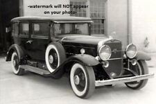 Al Capone Bullet Proof Car PHOTO Chicago Gangster Armored 1930 Cadillac V16