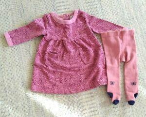 Gymboree Baby Girls  Dress , pink  6-12 months