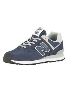 New Balance Men's 574 Trainers, Blue