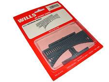 WILLS Model Railway Victorian Bridge Plastic Kit Hornby OO Peco