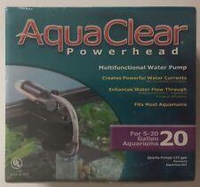 New Factory Sealed Box~AquaClear 20 Powerhead Multifunctional Water Pump A 585