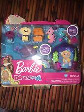 Barbie DREAMTOPIA MERMAID Mini Playset New packaging damaged
