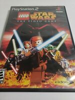 LEGO Star Wars: The Video Game Sony PlayStation 2