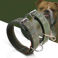 Haustiere Mittel Klein Groß Hundehalsband Halsband Verstellbares Goode Cattle