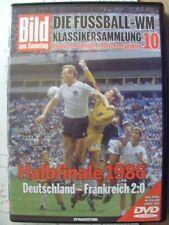 WM Klassikersammlung 10 Halbfinale 1986 Deutschland vs Frankreich DVD