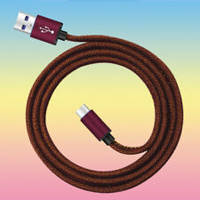 For LG G5 4G LTE CDMA VS987 Net10 Type C Male to USB 2.0 Cable 3ft High Quality