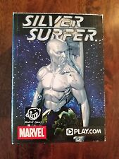 Diamond Select Chrome Silver Surfer Bust / Marvel Comics / Avengers