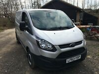 Ford transit custom 2.2 tdci econetic 290