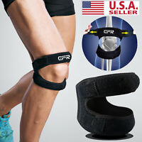 Patella Knee Strap Patella Brace Adjustable Belt Support Knee Compression Sleeve
