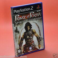 PRINCE OF PERSIA spirito guerriero PS2 italiano usato