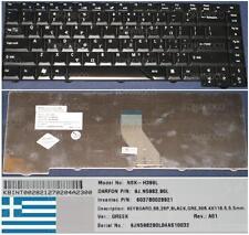 CLAVIER QWERTY GREC ACER AS5930 NSK-H390L KB.INT00.282 9J.N5982.90L NoirBrillant