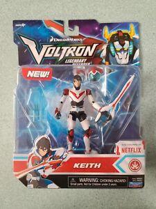Voltron Legendary Defender KEITH Figure Netflix TV Playmates New