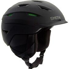 NEW Smith Level Helmet MIPS Ski Snowboard Matte Black Mens Adult Small 51-55 cm