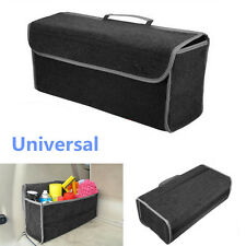 1Pcs Universal Car Storage Console High quality felt Cargo Organizer Collapsible