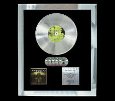 DAUGHTRY / DAUGHTRY  MULTI (GOLD) CD PLATINUM DISC FREE POSTAGE!!