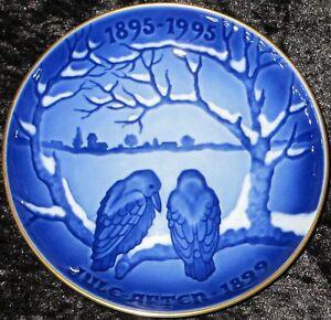 BING & GRONDAHL / ROYAL COPENHAGEN CENTENNIAL COLLECTION 1. 1899 TOP