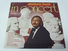 JAMES LAST In Concert - 1971 GERMANY LP - 1st release