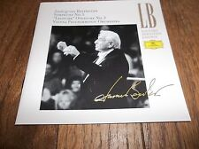 Beethoven Symphony # 5 Leonore CD Leonard Bernstein Deutsche Grammphon Vienna