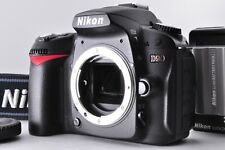 Nikon D90 12.3MP Digital SLR Camera Body DX format w/ Strap Shipping From JAPAN