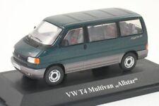 VW Volkswagen Bus t4 fensterbus AllStar Multivan Green talla 1/500 premium cl 1:43