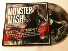 'MONSTER MASH' 2014 UK 'Classic Rock' Compilation Promo CD - Pixies, Nazareth