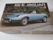 Revell kit model kit XK-E jaguar 1/25 scale roadster OVP