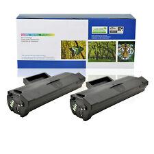 2PK MLT-D104S Toner Cartridge For Samsung SCX-3205W ML-1667 ML-1865 ML-1675