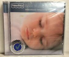 Fisher Price: Goodnight, Sleep Tight CD, NEW