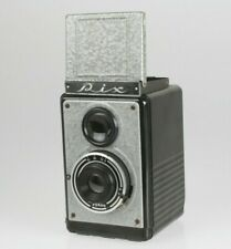 "Druopta Rix Boxkamera ""TLR"" (6x6cm) made in Czechoslovakia"