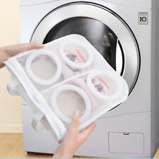 Mesh Laundry Shoes Bag Dry Shoes Cleaning Organizer Portable Washing Bag Storage