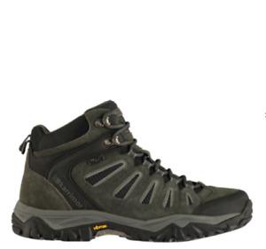 KARRIMOR Mens Black Wildcat Mid WTX Walking Boots Shoes UK 11 BNWT