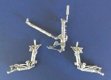 F/A-18A-D Landing Gear For 1/48th Scale Hasegawa, Hobby Boss SAC 48003