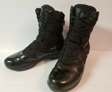 Blackhawk Ultra Light Boots Vibram Soles size 11.5  Military Tactical