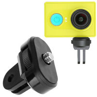 """Tripod Mount Adapter For Universal Action Camera- Mount To 1/4"""" thread*"""