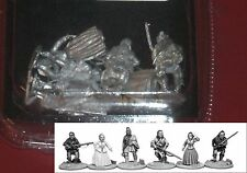 2Black Powder WG7-FIW-23 Last of the Mohicans (6) 28mm Miniatures Indians Female