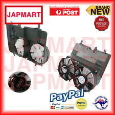 TOYOTA HIACE TRH/KDH 03/2005 ~ ONWARDS DUAL RADIATOR FAN F50-RNF-IHYT