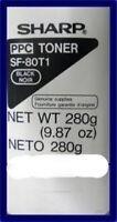 Genuine Sharp SF-80T Toner SF80T (1) for use in Sharp SF-8200 Copier