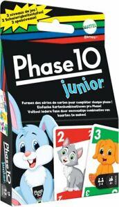 Phase 10 Junior Kartenspiel Kinder