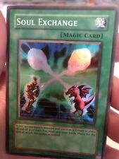 Yugioh Soul Exchange SDY-041 Super Rare - Unlimited - Near Mint / Mint - New