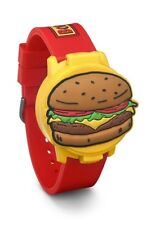 "Officially Licensed Bob's Burgers ""The Final Kraut Down"" Burger Digital Watch"