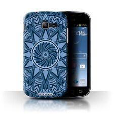 Housses et coques anti-chocs Samsung Galaxy S en toile pour téléphone mobile et assistant personnel (PDA)