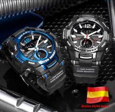 Reloj Hombre Deportivo Digital LED reloj de pulsera 2020