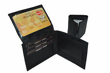 Christmas Gift Sale - Kid's Trifold and Bifold set of 2 genuine leather new